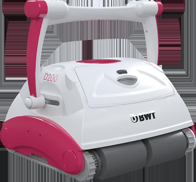 Robotický vysavač BWT D200