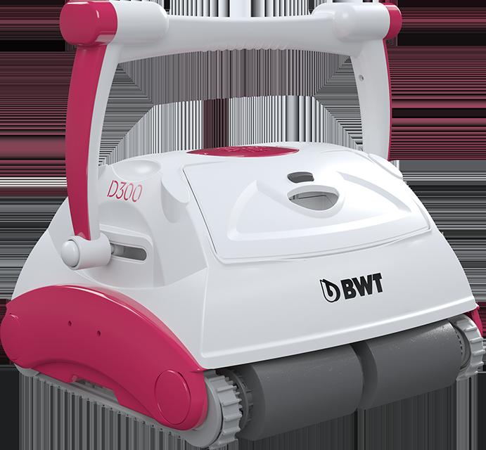 Robotický vysavač BWT D300